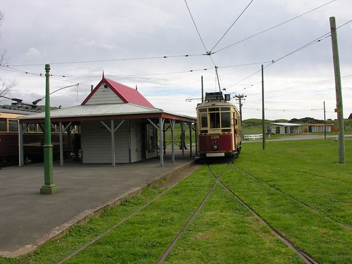 Tram by pbohanna