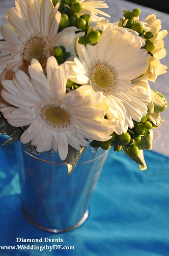 Daisy Bridesmaid Bouquet