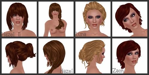 Truth - Hairs