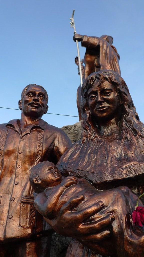 padre, madre y espíritu santo