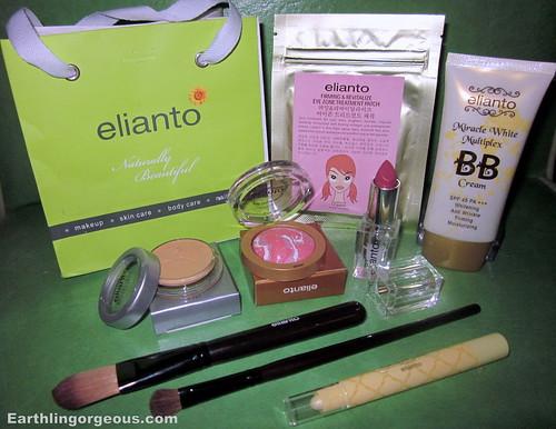 Elianto Makeup Haul