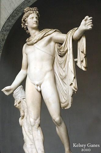 Musei Vaticani - Apollo Belvedere