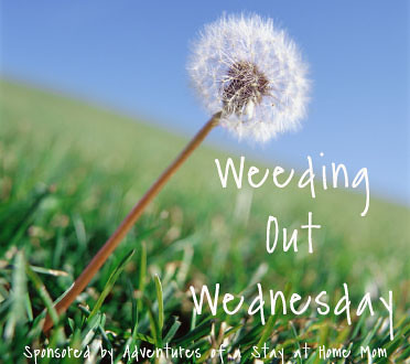 Weeding out Wednesday copy