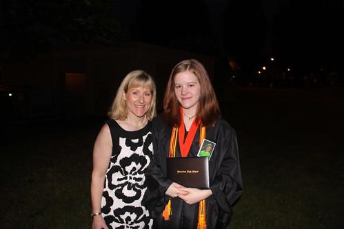 Laura's graduation
