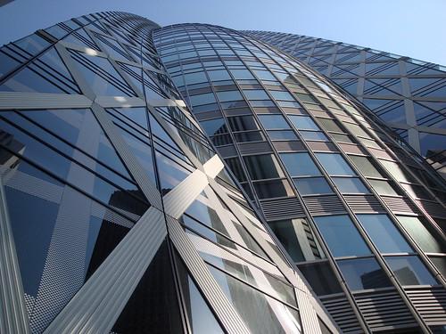Cocoon Tower, Shinjuku