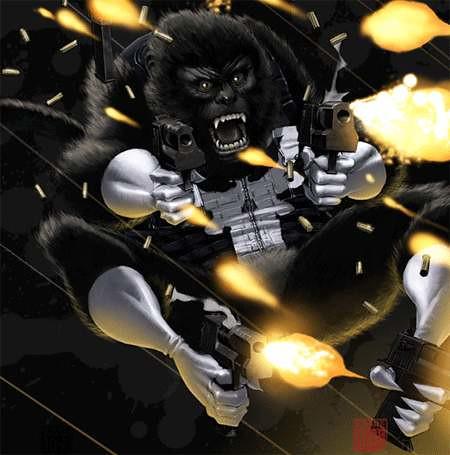 marvel apes (2) por ti.
