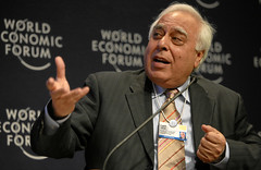 Kapil Sibal - World Economic Forum Annual Meet...