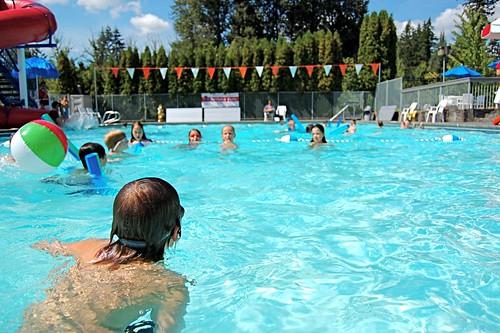 Cottage Lake Pool
