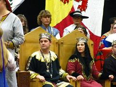 Prince Brian of Ledbury and Princess Acacia Gr...
