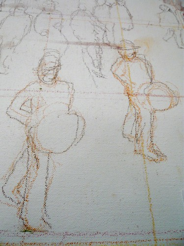 Underdrawing