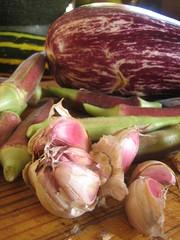 gratuitous purple veggie shot