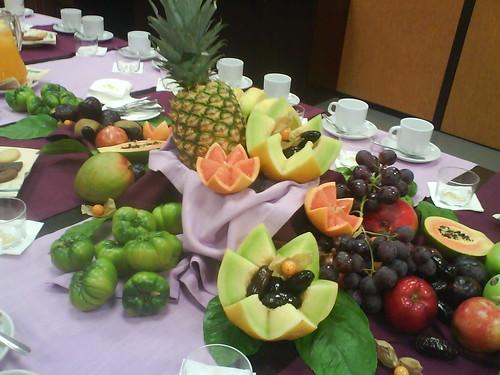 Preparamos comidas de empresa: capacidad 40 personas