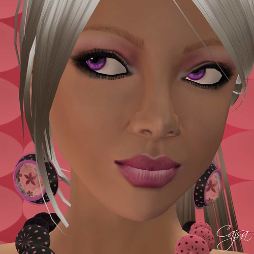 PXL Creations LINDA in Pinky - Hair from Little Heavan