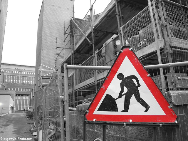 C is for... Construction [ABC Sundae]