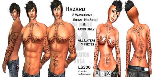 [HUZ]-Hazard-Advert