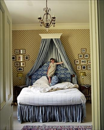 James Merrell girl in bed