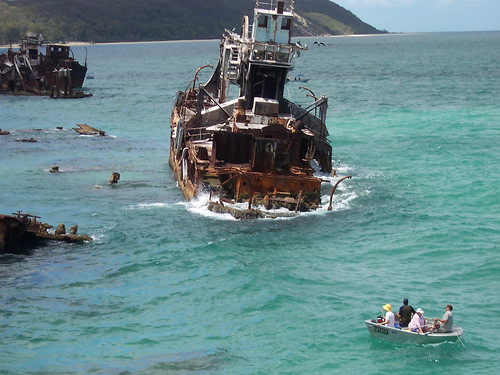 Moreton Island Escapades by trixnbooze