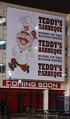 Teddy's BBQ makes its debut at Washington Nationals Park tonight