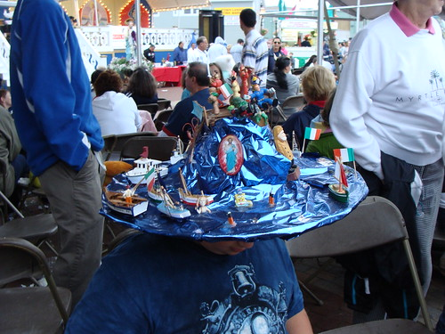 Fiesta Hat People Rock!