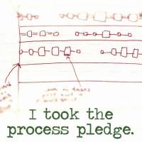 The Process Pledge