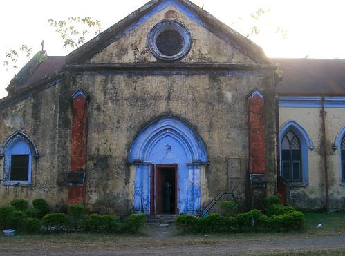 """Iglesia de Santo Tomás de la """"Iglesia del Norte de la India."""