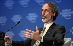 Peter Gleick - World Economic Forum Annual Mee...