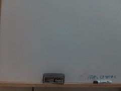 A blank slate