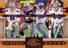 2008 Donruss Classics Classic Quads Gold