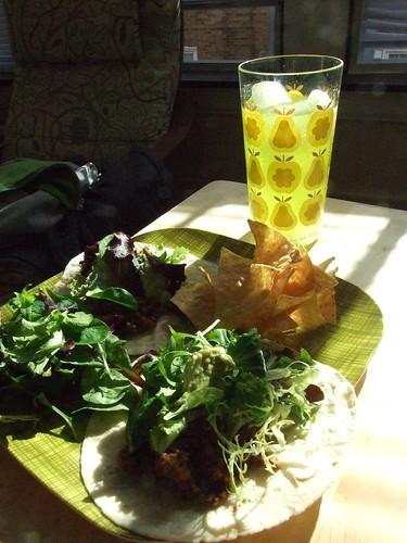 lunch + orla kiely