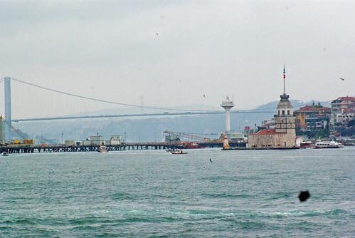 Kız kulesi, Üsküdar, İstanbul, Pentax K10d