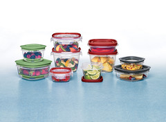 The Easy Find Lids Family of Food Storage Products