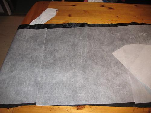 making a corset 1