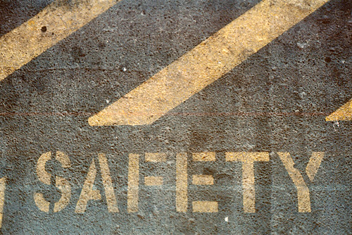 Safety. Flickr/Jonathan Warner.
