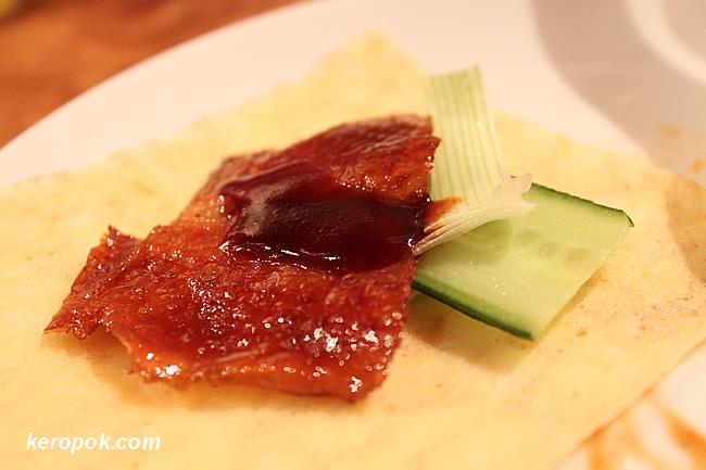 Traditional Roast Peking Duck