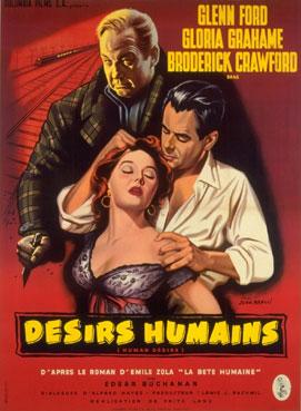 Fritz Lang Desirs humains