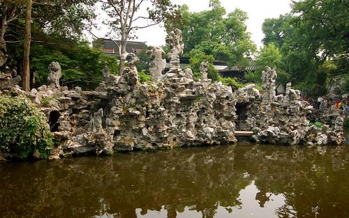 獅子林 Lion Grove Garden, Suzhou