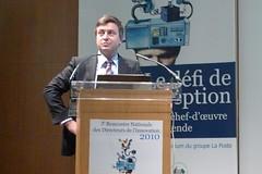 Jean-Christophe Simon, Directeur Général de l'Innovation, Groupe SEB
