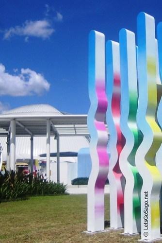 Sky Garden Sculptures