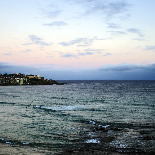Bondi sunset