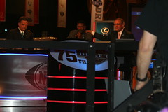 NFL Network Hosts Steve Mariucci, Michael Irvi...