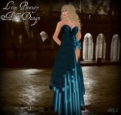 Ashli Design Free Designer Showcase dress