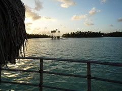 View of Bora Bora