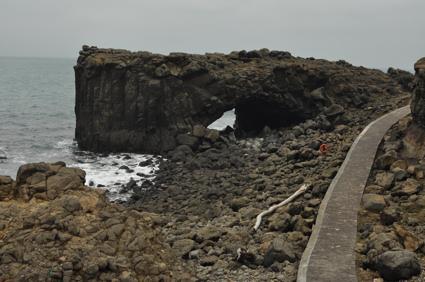 澎湖「鯨魚洞」、「菜宅」(5.8ys)