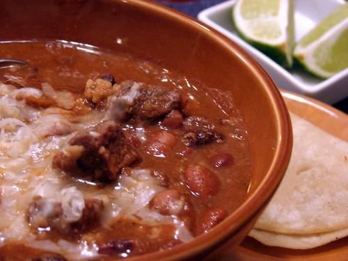 Dinner:  January 25, 2009