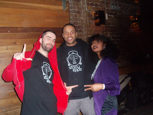Lefto, Everett James & Stacy Epps