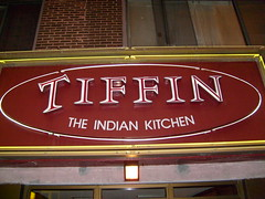 Tiffin from Outside