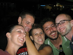 21 - The Overstay may have been awful, but we met some fun people there to celebrate Songkran