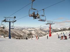 Ski Lifts 1, Mt Buller