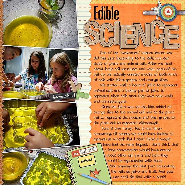 EdibleScience