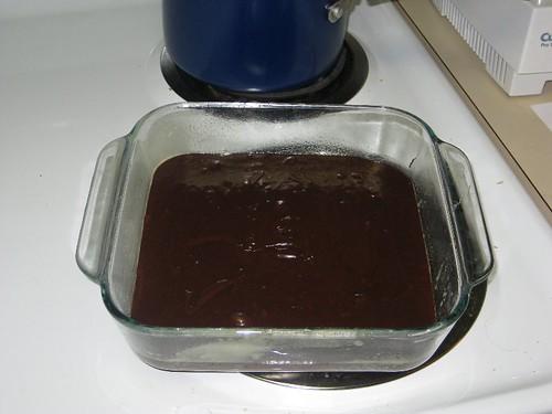Brownie layer
